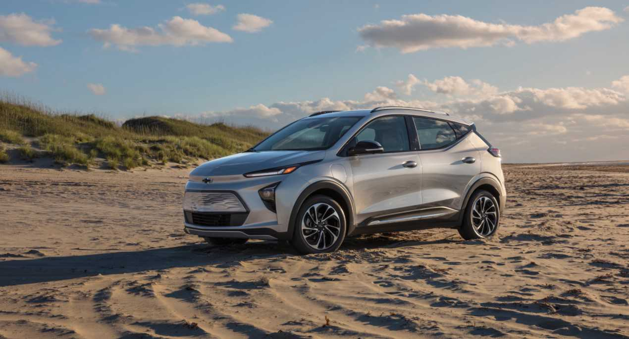 chevy-bolt-silver-New-Electric-Vehicles-In-2021
